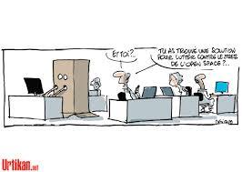 dessin humoristique travail bureau open space l avide bureau la vie de bureau urtikan