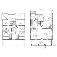 brookestone i bungalow floor plan tightlines designs