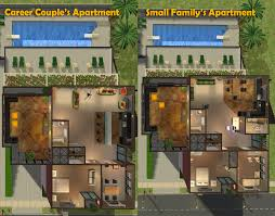 100 sims 3 apartment floor plans the sims house downloads