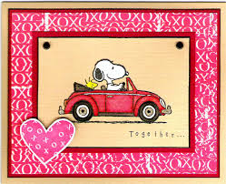 snoopy anniversary by ckidd cards and paper crafts at