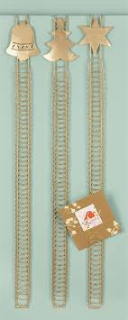 christmas card holder 90cm 50 card door card holder christmas hanging wire