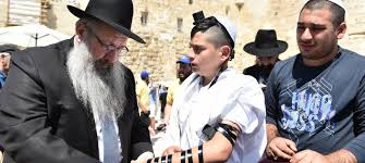 bar mitzvah in israel 115 orphans celebrate their bar mitzvah in jerusalem united with