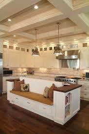 kitchen island with bench kitchen islands with bench seating kitchen island ideas with seating