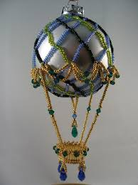 490 best beaded ornaments images on beaded
