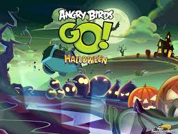 halloween island dragon city angry birds go halloween update adds new spooky kart angrybirdsnest