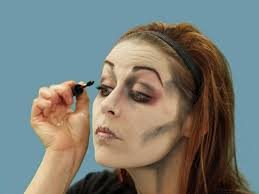 how to apply easy zombie makeup mugeek vidalondon