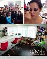 Makeupschool Top Makeup Graduate Paloma Guerard Makeup News Blanche
