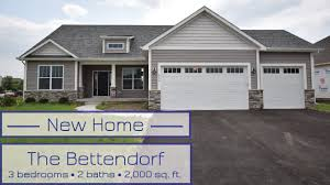 sycamore il and rocktom il new homes bettendorf ranch plan