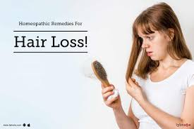 homeopathic remedies for hair loss by dr uday naik lybrate