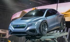 subaru viziv 2016 2017 tokyo motor show subaru performance autonxt