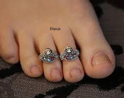 toe finger rings images Toe rings etsy uk jpg