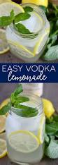 easy vodka lemonade recipe vodka lemonade lemonade and gluten