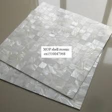 shell tile backsplash aliexpress com buy square pattern tile backsplash white