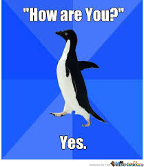 Penguin Memes - socially awkward penguin memes best collection of funny socially