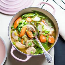 comment cuisiner des pois gourmands recette navarin de veau printanier cuisine madame figaro