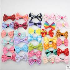 hair bows for sale 200pc lot big sale dog hair bows pet dog grooming bows pet hair