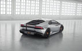 Lamborghini Huracan Back - wheelsandmore lp850 4 lucifero is an extra devilish lamborghini
