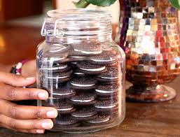 tippy tuesday khloe kardashian inspired cookie jar organisation