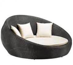 outdoor furniture round lounge chair outdoor furniture