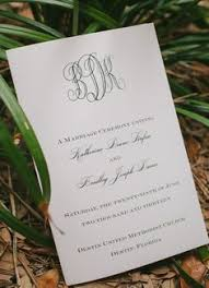 order wedding programs online menu cards for a bridal luncheon yes this store can design a
