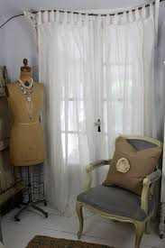 Drapes Over French Doors - 18 best window treatments images on pinterest bay windows