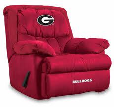 georgia bulldogs home team recliner