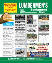 september 2010 lumbermen u0027s equipment digest by lumbermen u0027s