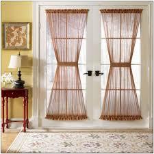 Blackout Door Panel Curtains Blackout Door Panel Curtains A Outline Paradise Home Decor