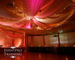 ceiling draping for weddings ceiling and wall draping for weddings