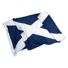Texas Flag Gif Scotland St Andrews Cross 3ft X 5ft Superknit Polyester Flag