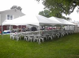 party tent rentals nj tent rentals rawah nj