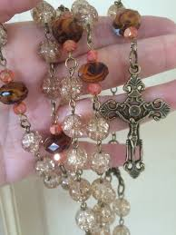 rosary shop 100 best rosaries images on etsy shop rosaries and