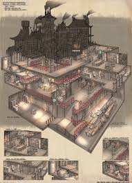 rpg map cutaway map cartography create your own roleplaying game