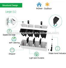 Watering Vertical Gardens - greensun sale self watering vertical garden green wall planter