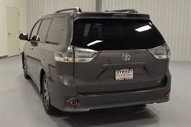 new 2017 toyota sienna for sale in amarillo tx 17276