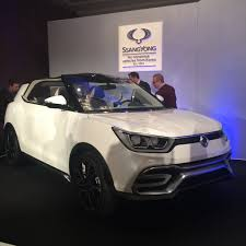 ssangyong ssangyong tivoli 2016 uk launch youtube