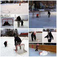 a duluth outdoor ice skating tour de rink