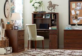 Computer Desk With Hutch And Drawers by Three Posts Bauman Computer Desk With Hutch U0026 Reviews Wayfair