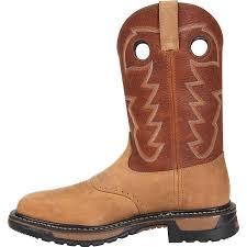 rocky steel toe boots waterproof steel toe boots rocky cowboy