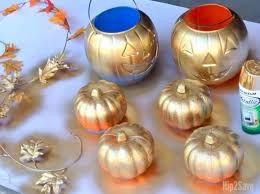 clever mom transforms dollar tree pumpkins into expensive looking