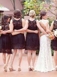 navy blue lace bridesmaid dress buy simple scoop navy blue lace bridesmaid dresses