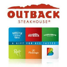fleming s gift card free 25 00 gift card outback carrabbas s flemings roys or