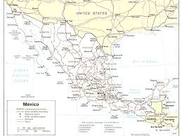 Coahuila Mexico Map by Countries In Caribbean At Map Of Mexico Caribbean Side