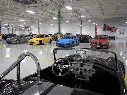 chicago gallery collectors car garage
