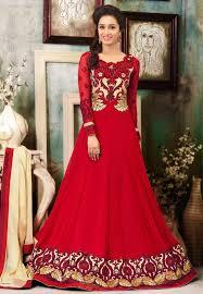 latest anarkali suits u0026 dresses designs 2017 2018 indian collection