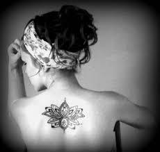 female back tattoo designs lotus flower tattoo lower back my tatto u003c3 tats pinterest