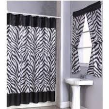 zebra print bathroom ideas hanging zebra print baskets for storage in the bathroom