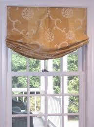 Kitchen Window Treatments Roman Shades - magic blinds roman shades foter