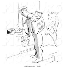 mailman coloring pages royalty free people stock designs page 4