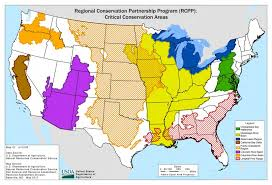 Map Of The Mississippi River Rcpp Critical Conservation Areas Nrcs